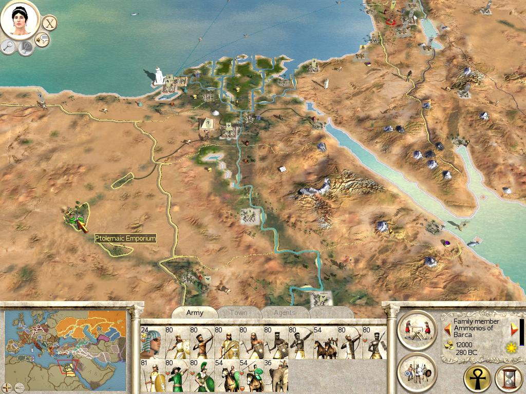 Fantastic New Mod Rome Total History RTH Released - Rome total war map city locations