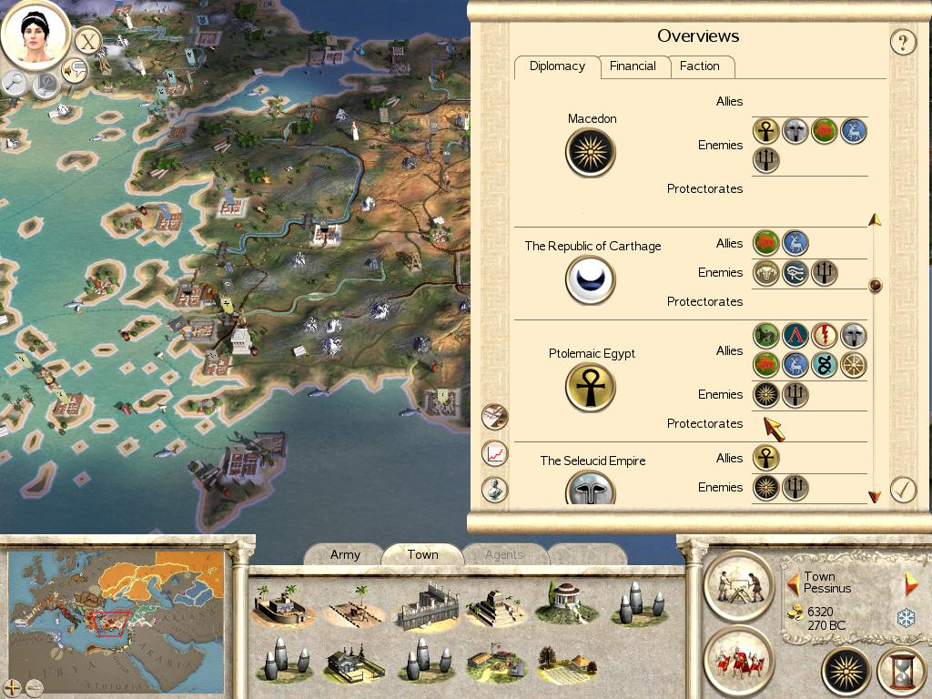 Fantastic new mod: Rome Total History RTH_1 1 released