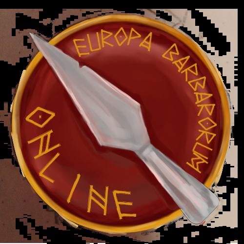 Europa Barbarorum Online logo