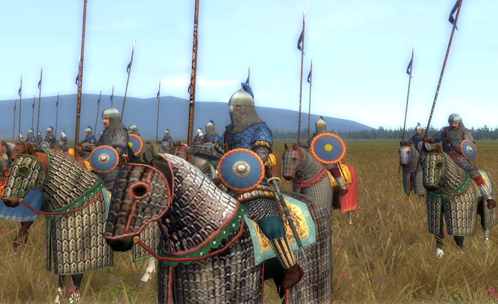 Coplete Byzantine Unit Roster Project Presents Thematic