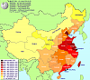Click image for larger version.  Name:Population_density_of_China_by_first-level_administrative_regions(English).png Views:84 Size:319.1 KB ID:13804