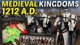 The BEST Mod for Total War: ATTILA - Medieval Kingdoms 1212 AD