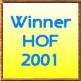 Hall of Fame 2001