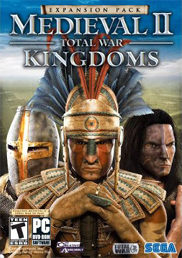 Medieval II - Total War - Kingdoms Coverart.png